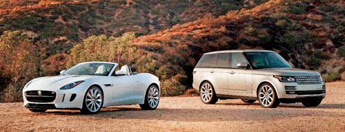 Ventas Land Rover y Jaguar