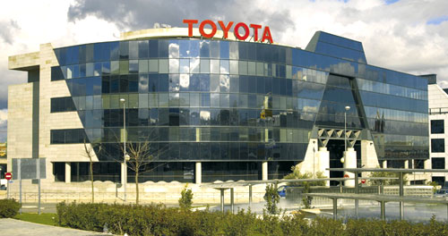 Ventas Toyota