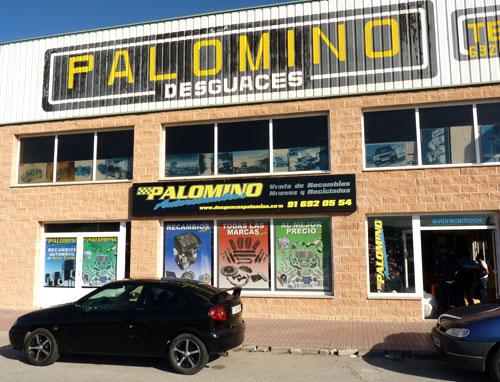 Desguaces Palomino