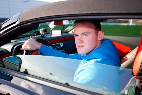 Chevrolet Manchester United (Rooney)