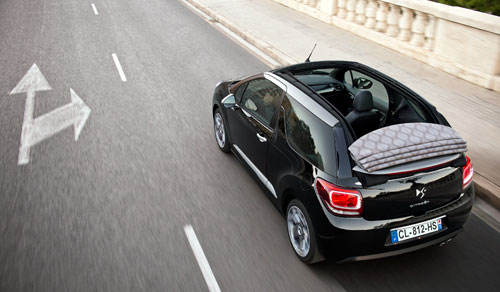 Citroën DS3 (trasera)