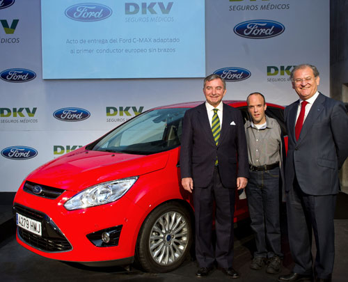 Ford C-Max David Rivas