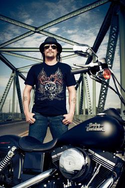 Harley-Davidson Kid Rock