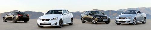 Llamada a la revisión Lexus