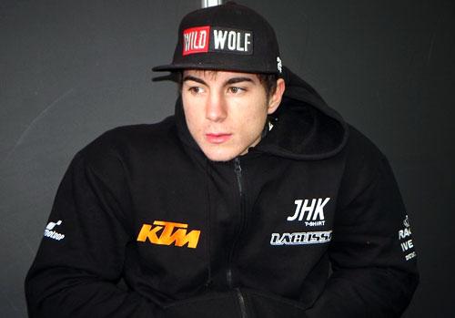 Maverick Viñales Moto3