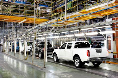 Nissan fabricará el Almera