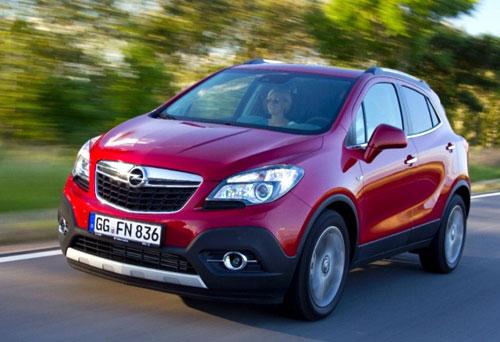 Pedidos Opel Mokka