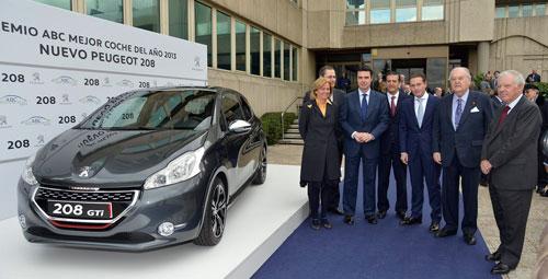 Peugeot 208 premio ABC