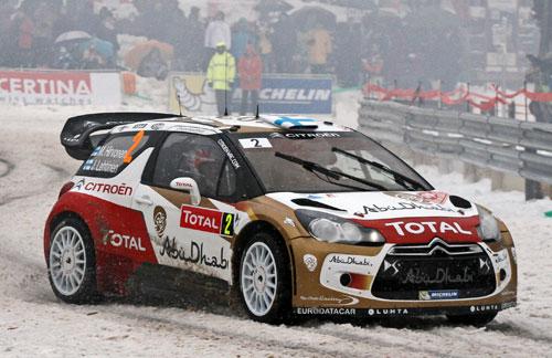 Rally de Suecia