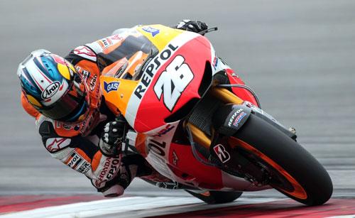 Test Sepang MotoGP