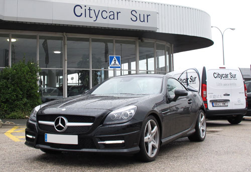 Mercedes-Benz (Citycar Sur)