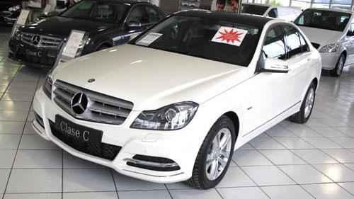Mercedes-Benz (Citycar Sur 2)