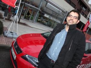 Caravana Motor DyE (David) Seat León