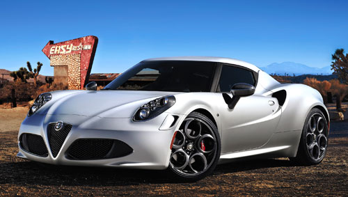 Alfa 4C Launch Edition