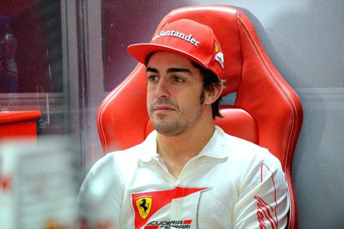 Fernando Alonso Fórmula 1