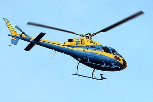 Radares helicóptero