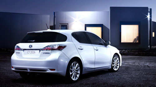 Lexus CT200h Move On