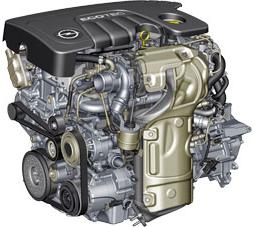 Motor Opel Zafira 1.6 CDTi Ecotec