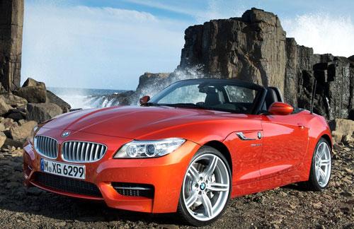 BMW Z4 (frontal)