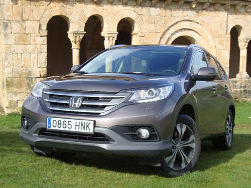 Honda CR-V (frontal)