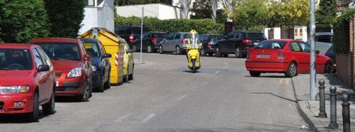 Mal aparcados (1)
