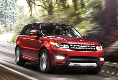 Range Rover Sport (frontal)
