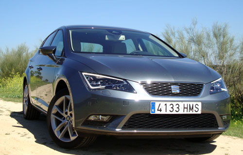Seat Leon (frontal)