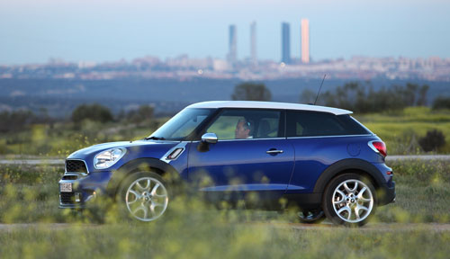 Mini Paceman (lateral)