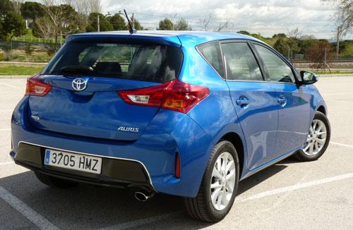 Toyota Auris (trasera)