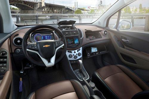 Chevrolet Trax (interior)