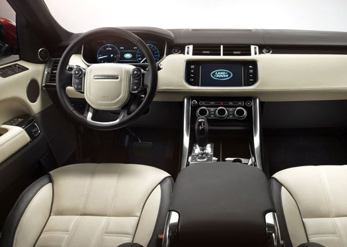 Range Rover Sport (interior)