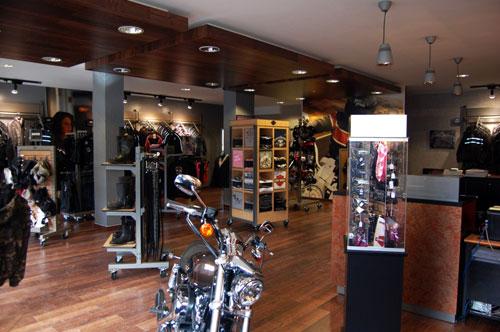 Concesionario Harley-Davidson Andorra