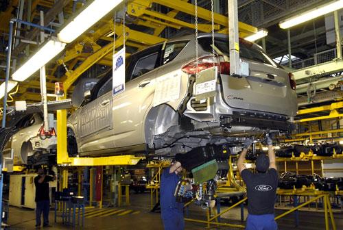 Fábrica Ford Almussafes
