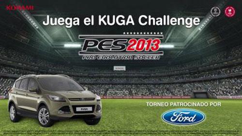 Ford Kuga Challenge