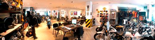 Harley-Davidson On Tour