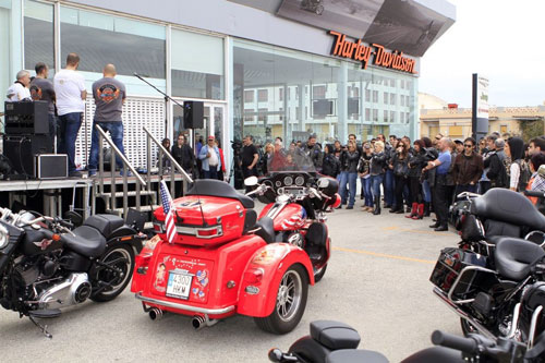 Harley-Davidson On Tour Alicante