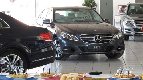 Mercedes-Benz Clase E en Citycar Sur