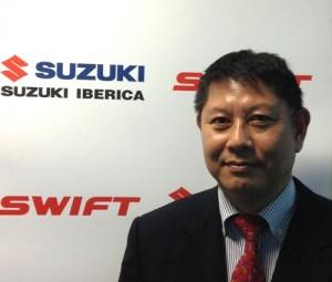 Presidente Suzuki