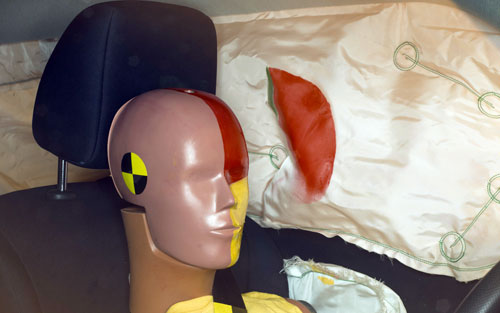Revision fallos airbags
