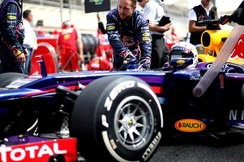 Vettel Fórmula 1 Bahrein