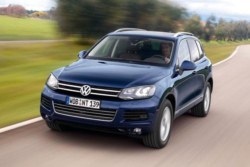 Volkswagen Touareg Pure