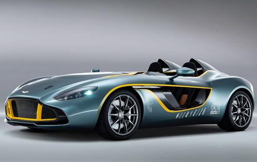 Aston Martin CC100 (frontal)