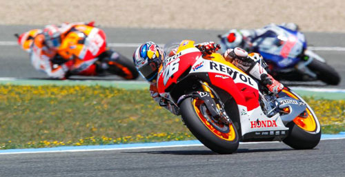 MotoGP - Dani Pedrosa - Jerez