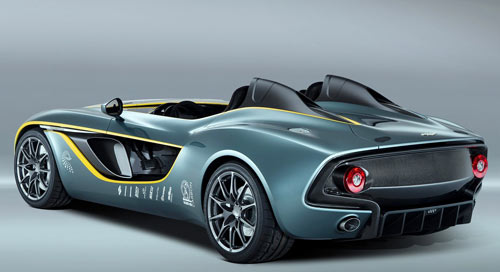 Aston Martin CC100 (trasera)