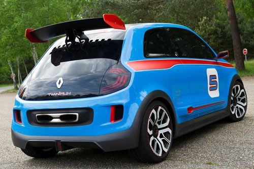Renault Twin Run Concept (trasera)