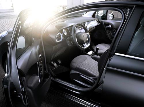 Citroën C3 (interior)