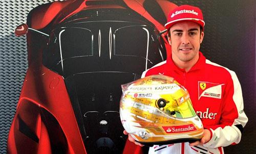 Fernando Alonso Mónaco