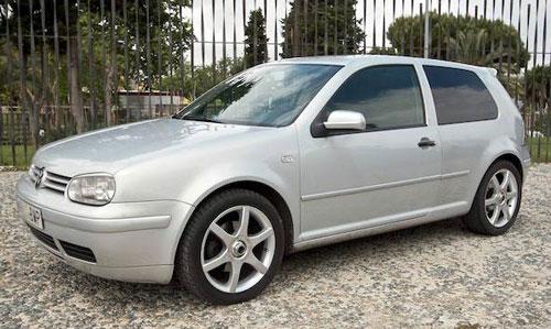 Volkswagen Golf usado