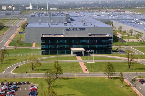 Fábrica Hyundai