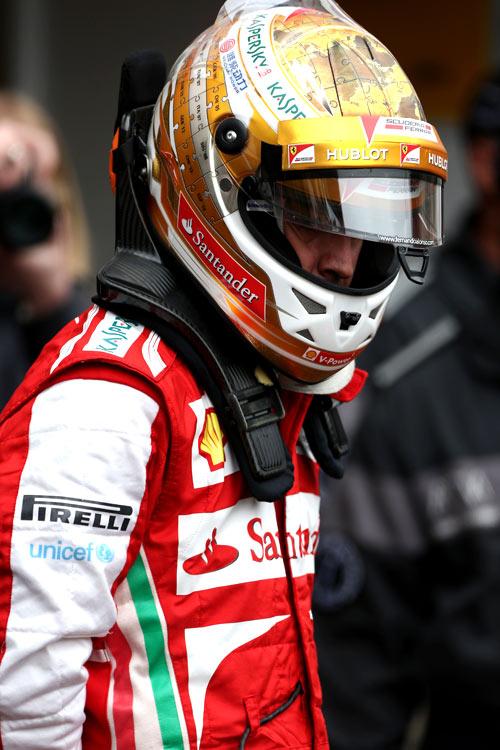 Alonso F1 GP Mónaco
